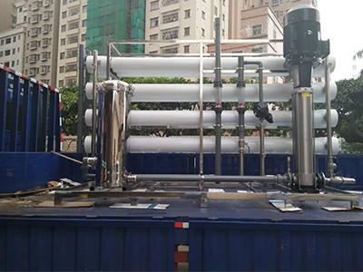 纯水设备的作用